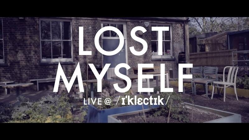 Jordan Rakei - Lost Myself (Live at Iklɛktɪk Art Lab)