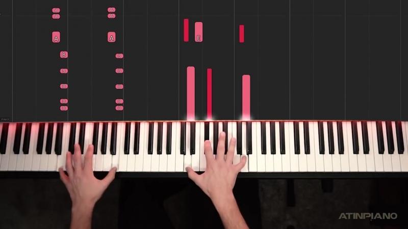 Dragonborn - TES V_ Skyrim Main Theme (Piano Cover) REMAKE