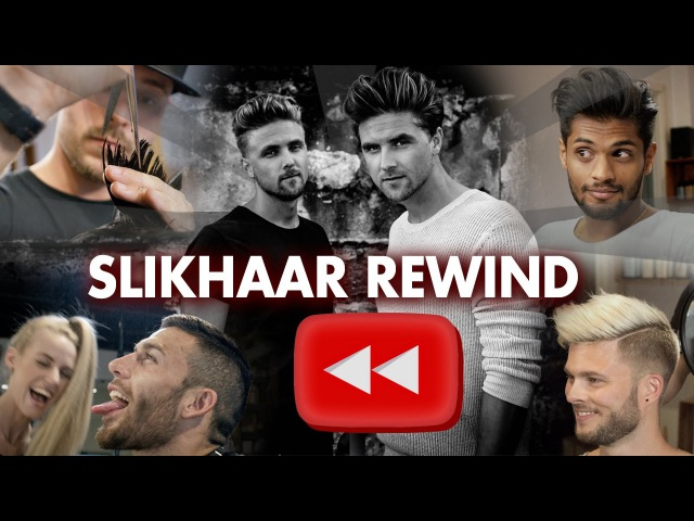 Best Hairstyles 🏆 Five Giveaways 🎁 Slikhaar TV 2016 Rewind 🎬 Men's hair