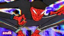 ЧЕЛОВЕК-ПАУК ОТ РОССИЙСКИХ АНИМАТОРОВ | Spider-Verse Collab | sndk