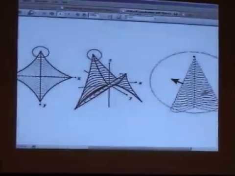 Шарнирные механизмы, раскрашенные графы и вывернутые наизнанку многогранники [4] Гаянэ Панина
