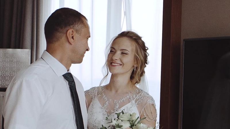 Идеальная свадьба Александр и Юлия 22 07 18