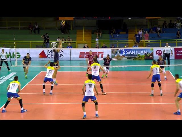 Mondiale per Club 2016, gli highlights delle sfide con UPCN, Kazan e Bolivar