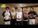 LINE TOWN Theme Song Korea GaNaDa Song Making Clip
