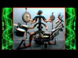 Monkey Drummer by Chris Cunningham &amp Aphex Twin (1080p HD)