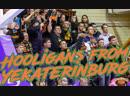 Фанаты Уралмаша в Ревде | Basketball Ultras