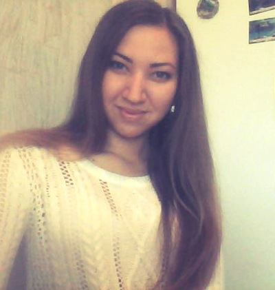 Наталья Зажигаева, 13 декабря 1994, Волгоград, id99444008
