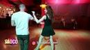 Sergey Vladimirovich and Svetlana Levchenko Salsa Dancing in Respublika, Saturday 21.07.2018