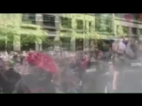 Mayhem Ensues In Portland Oregon As Left And Right Battle While Police Stand Down