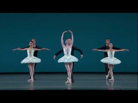 Balanchine Le palais de cristal NYCB, 2016 Баланчин Хрустальный дворец