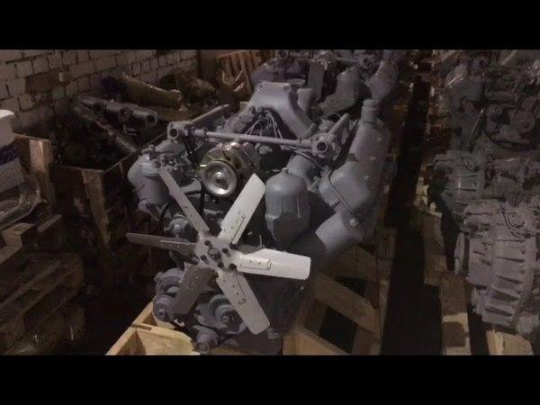 Двигателя ЯМЗ 238 НД5 300 л.с. 590.000 рублей от ДК-Моторс 16.03.2018