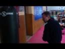 Генадий Ступин Чемпионат Спб ! удар рукой 900кг!!