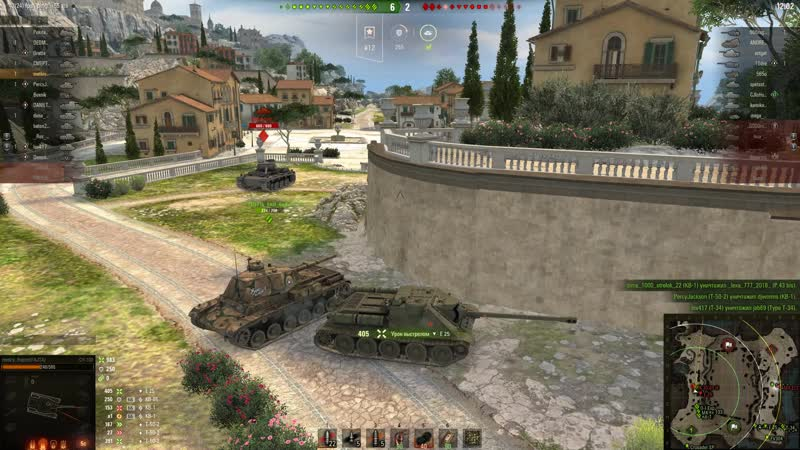 World of Tanks Epic Moments