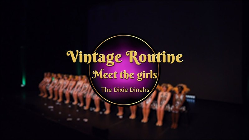Savoy Cup 2018 - Vintage Routine - Meet The Girls
