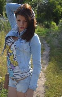Карина Шевченко, 3 мая 1995, Уфа, id190039199