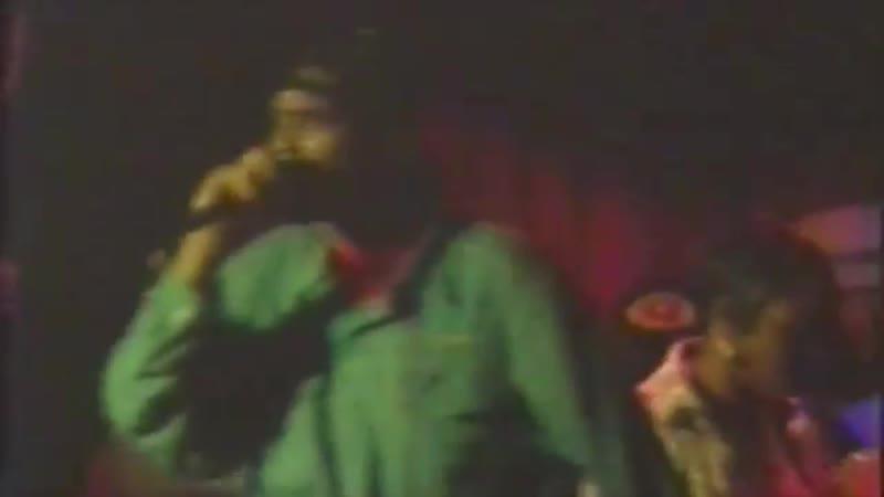 Freestyle Fellowship Ganja Live 1993
