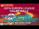 FC Red Bull Salzburg vs Olympique de Marseille | UEFA Europa League Semi Final | Predictions FIFA 18