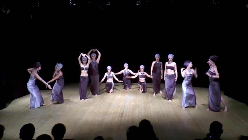 Стейджинг-проект Лены Па Гроза, Tribal dance, г. Воронеж