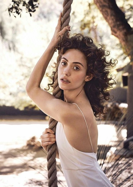 Emmy Rossum Shape Magazine, Jan/Feb 2019