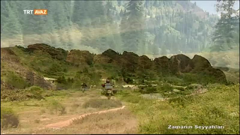 Zamanın Seyyahları (Yedi Öküz Kanyonu) - TRT Avaz