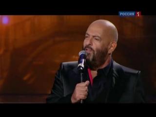 Михаил Шуфутинский - Дождь (Юбилейный концерт Александра Розенбаума, 2011)