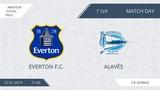 27.01.2018 Everton - Alaves. Nizhny Tagil. Afl.