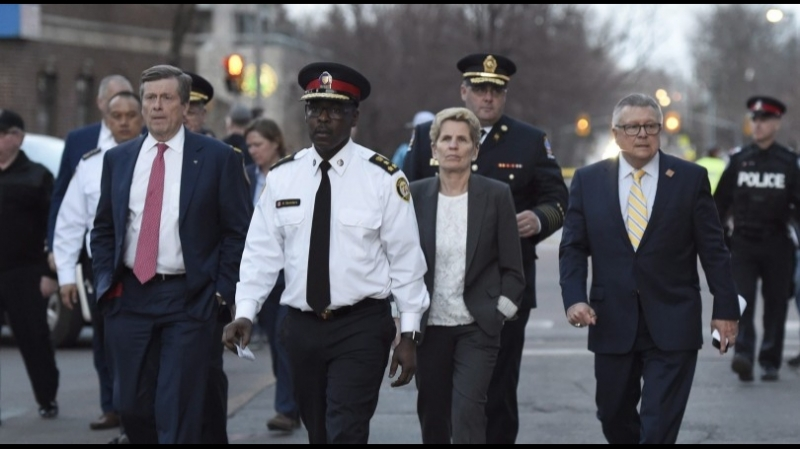 The Chief Saunders on drugs, back to school safety, more...