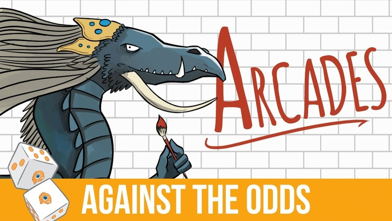 Against the Odds Arcades Modern