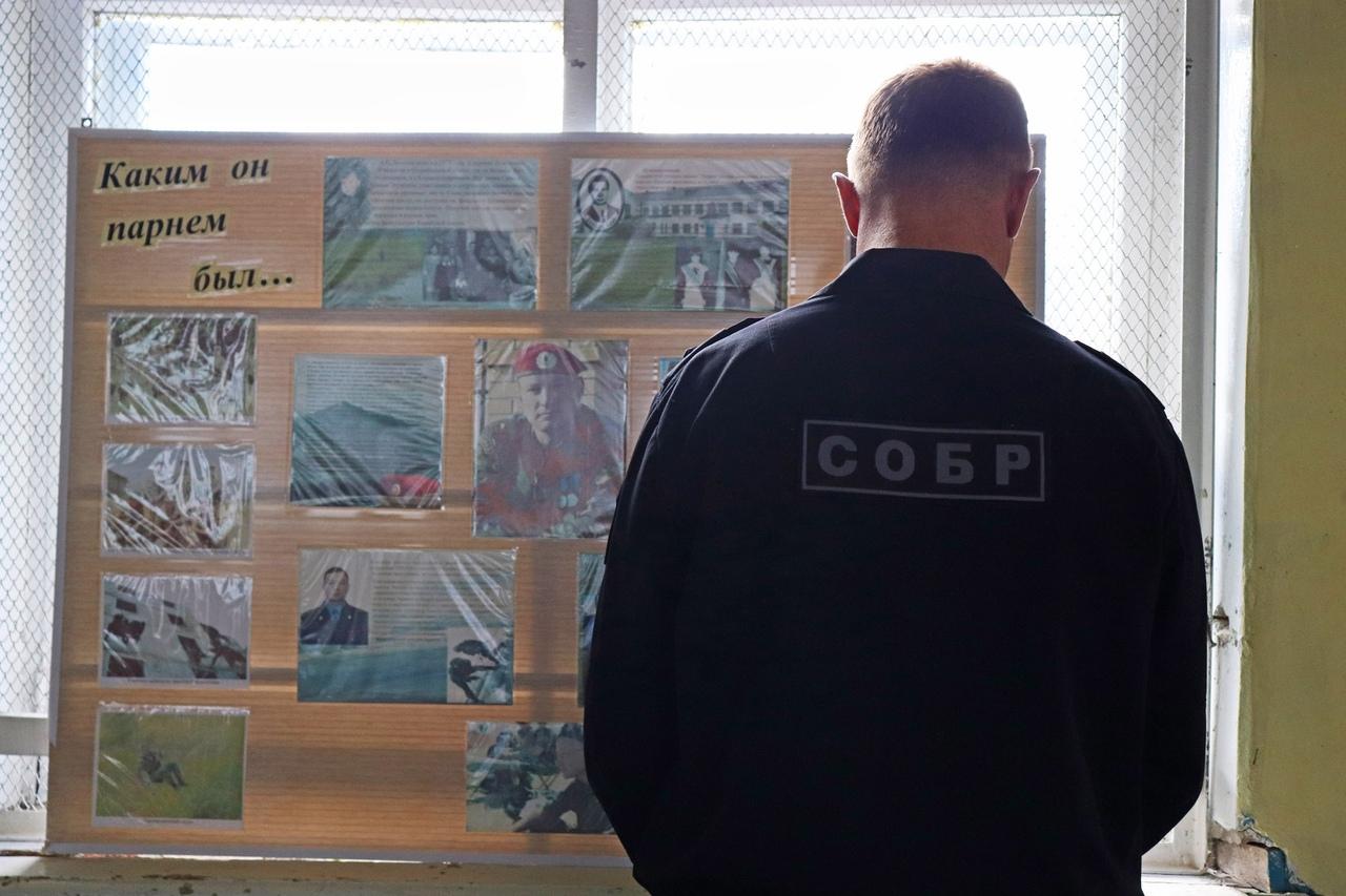 В Марий Эл состоялась Спартакиада допризывной молодежи, посвященная памяти погибшего сотрудника СОБР.