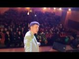 Концерт Евгения КОНОВАЛОВА в Куйтуне 26.11.2016. Отрывок на песню