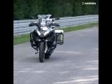 Беспилотный мотоцикл