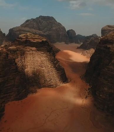 Wadi Rum | وادي رم | Лунная долина