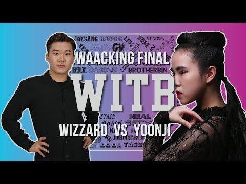 WIZZARD vs YOONJI|Waacking Final@ WITB 2019|LB PIX