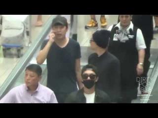 【Dirtypop1938】140823 Incheon Airport (Eunhae Focus)