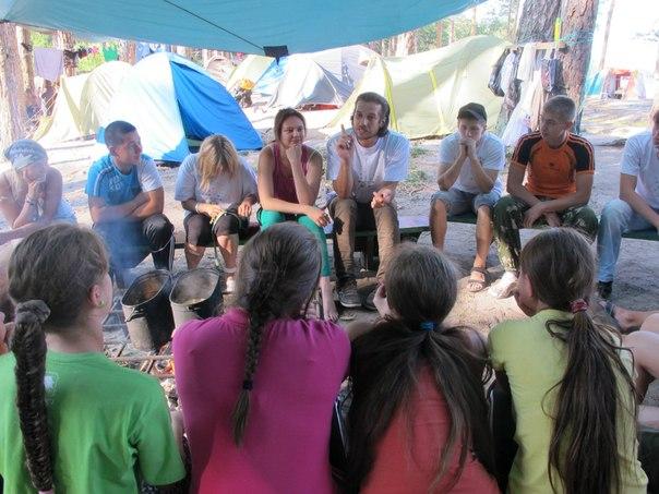 Встреча сактивистами гражданской инициативы ″Сделаем!″ (05.08.2013)