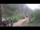 Козьи тропы на Чемальской ГЭС