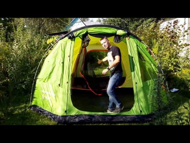 Отзыв о палатке Camp House Evolution Crusoe Camp