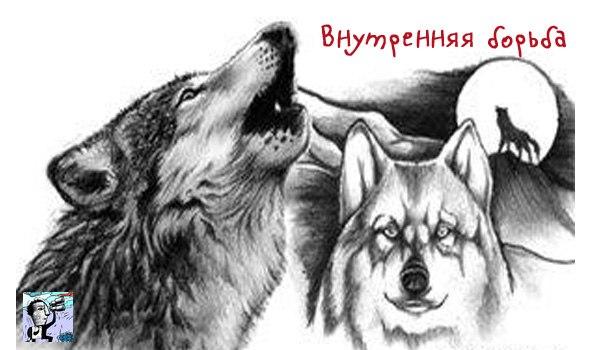 #притчи_office_free Притча про двух волков. Внутренняя борьба. Когда-то давно старый индеец открыл своему внуку одну жизненную истину. — В каждом человеке идет борьба, очень похожая на борьбу двух волков. Один волк представляет зло — зависть, ревность, сожаление, эгоизм, амбиции, ложь... Другой волк представляет добро — мир, любовь, надежду, истину, доброту, верность... Маленький индеец, тронутый до глубины души словами деда, на несколько мгновений задумался, а потом спросил: — А какой волк в…