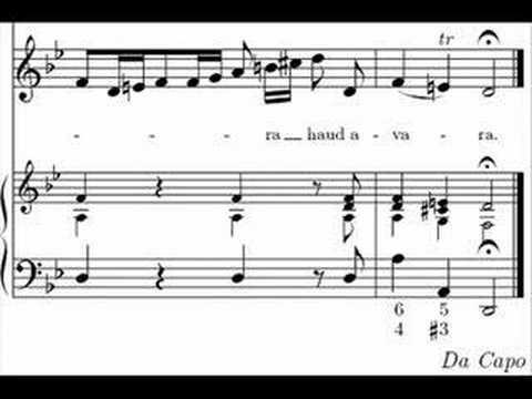 Vivaldi - Juditha Triumphans Agitata infido flatu M Kožená