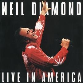 Neil Diamond альбом Live In America