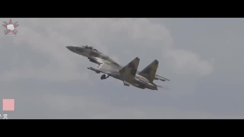 Су-57 в Сирии. Истребители пятого поколения уже в строю