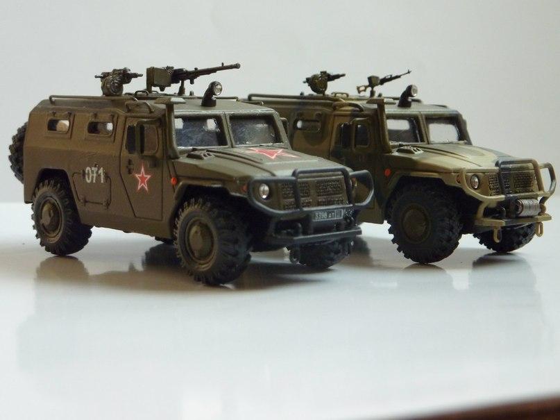 №60 ГАЗ-2330 Тигр
