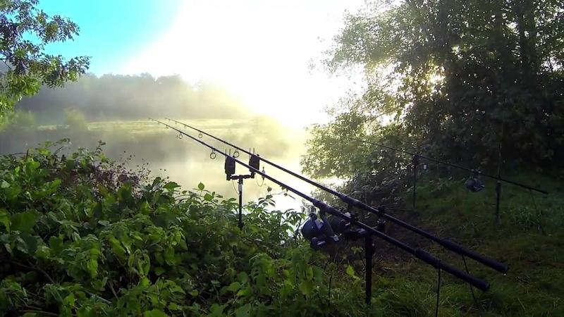 Carp Fishing French Team _ Carp Autumn Trip by Théo Richard
