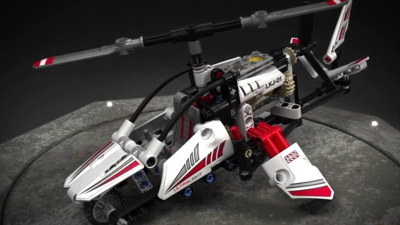 LEGO® Technic Сверхлёгкий вертолёт