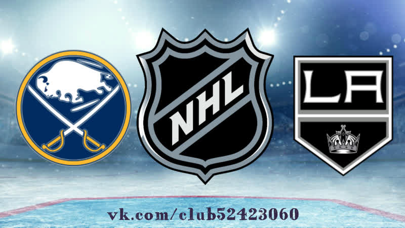 Buffalo Sabres vs Los Angeles Kings | 20.10.2018 | NHL Regular Season 2018-2019