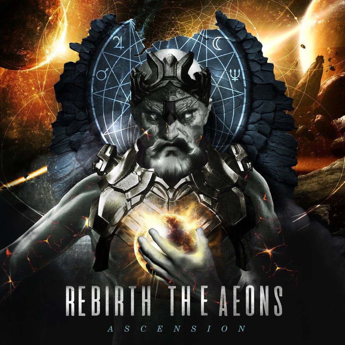 Rebirth The Aeons - The Blind King [single] (2017)