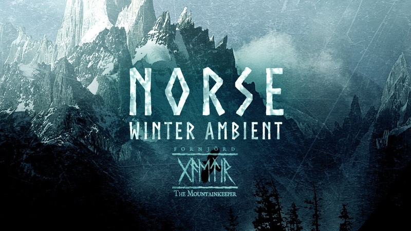 Norse winter ambient Arctic ancestral rituals