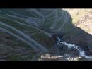 Дрон снял Fastwalker над Тролльстиген Норвегия .1 июля 2018 дрон случайно зафиксировал НЛО или, скорее всего, fastwalker, дви