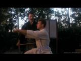 Фрэнк Дюкс (Жан-Клод Ван Дамм) - подготовка к турниру Кумитэ. Кровавый спорт