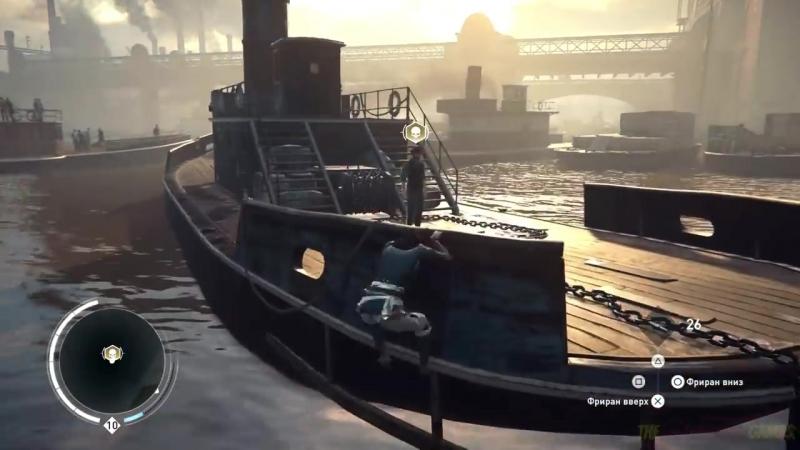 [TheGideonGames] Прохождение Assassin's Creed: Синдикат - Джек Потрошитель [PS4] - 3 (Казнить палача)